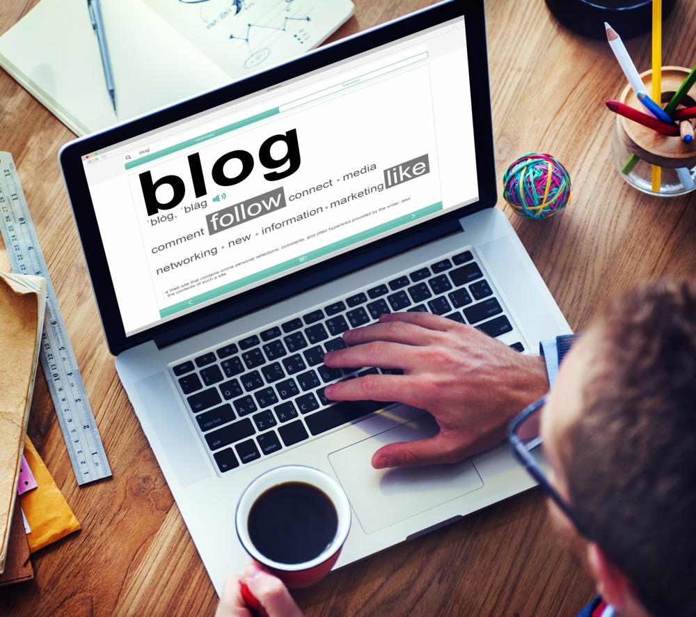 kişisel site blog