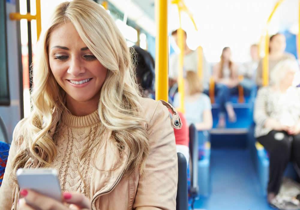 otobüste canlı destek verin