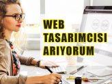 Web tasarımcısı İzmir